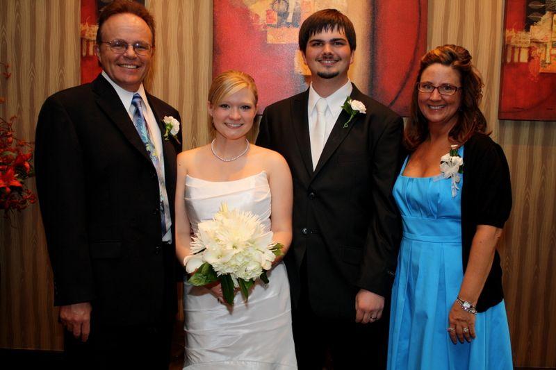 Tim, Ashley, Kevin & Bobbi