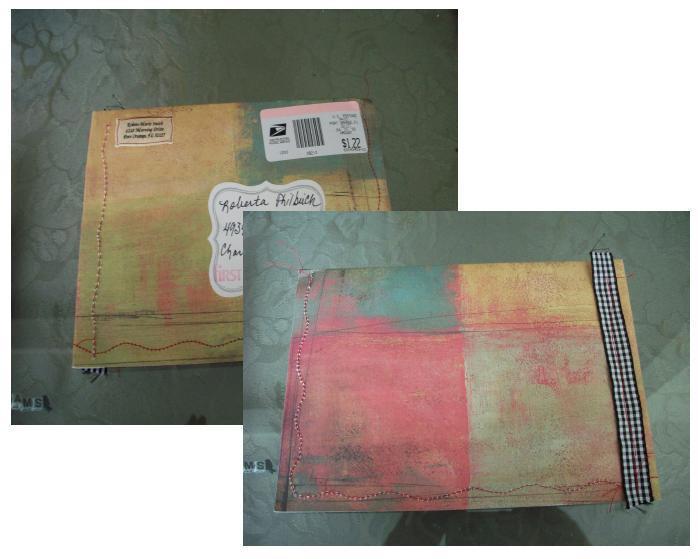 Roben-Marie's Mail Art