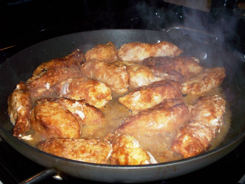 Chicken Picata 005