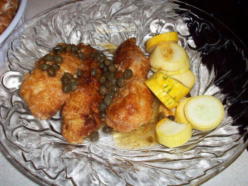 Chicken Picata 007