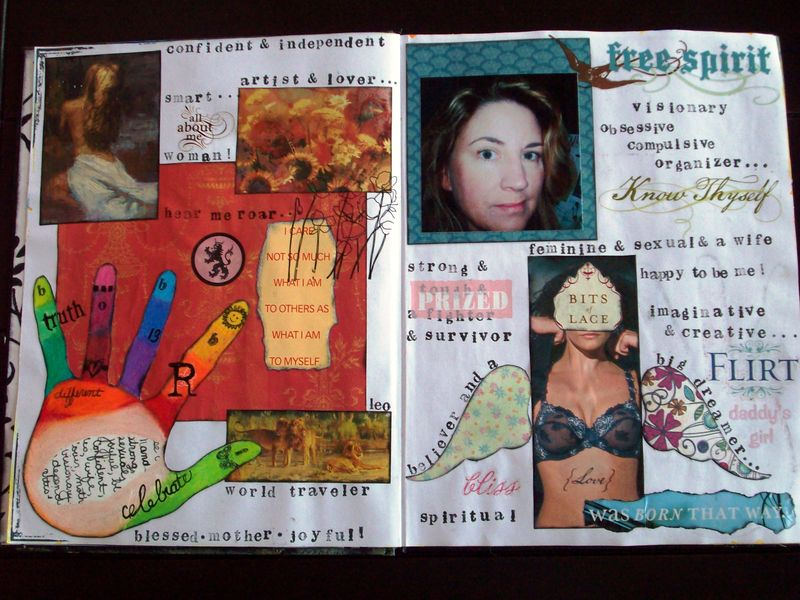 Summer Art Journals