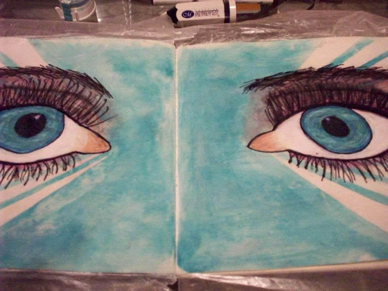 05. Day 9 Adding Eyes