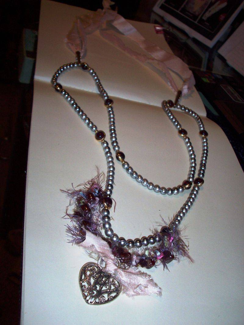 11. Day 12 Completed Necklace