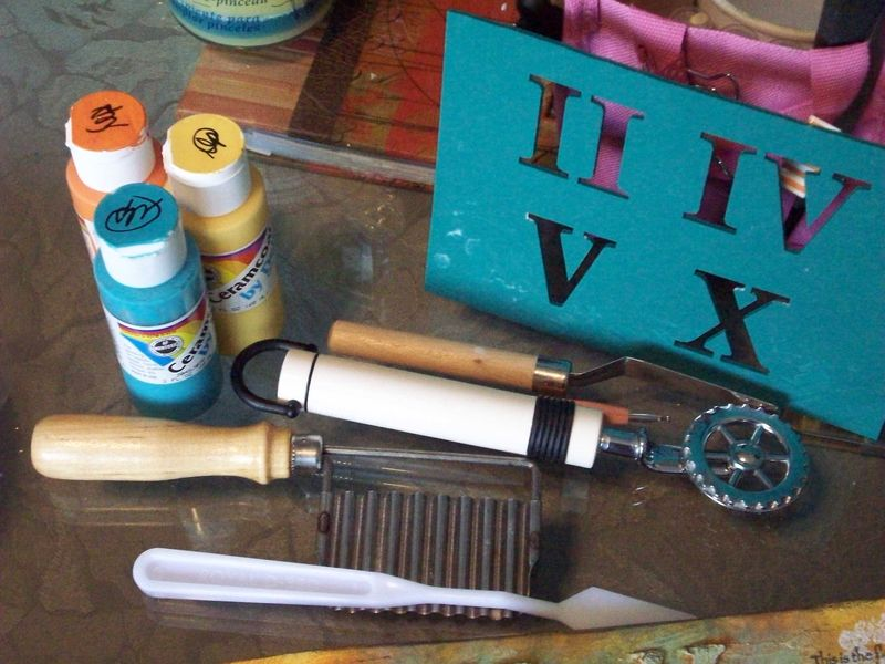 02. Day 15 Embossing Tools