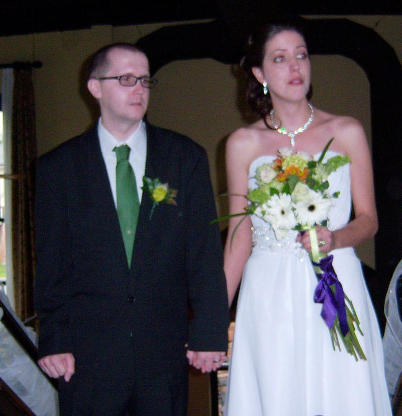Carl & Cortney's Wedding Day 024