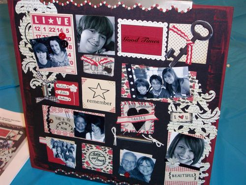 02. Tena's Collage front close-up