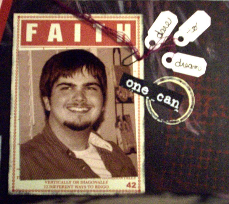 08. Tim's UNCC Collage Bottom Right Corner