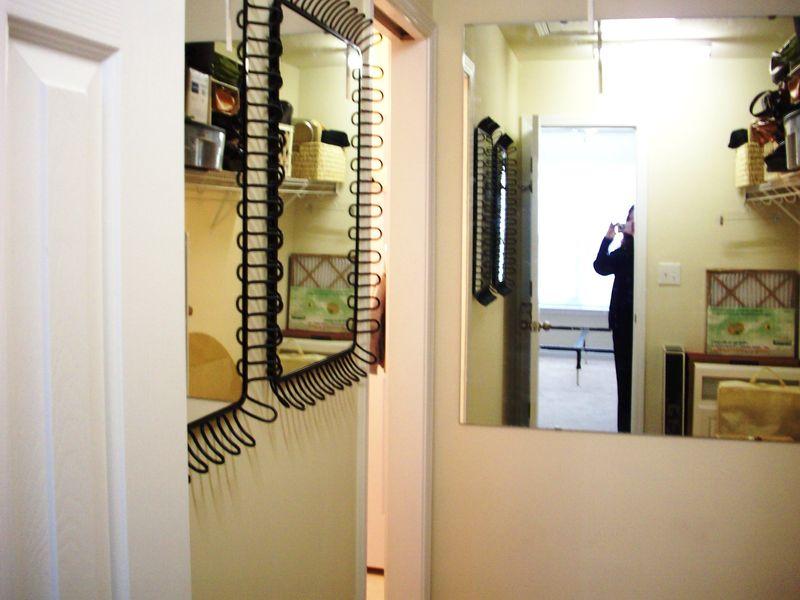 09. Lg Mirror in Closet