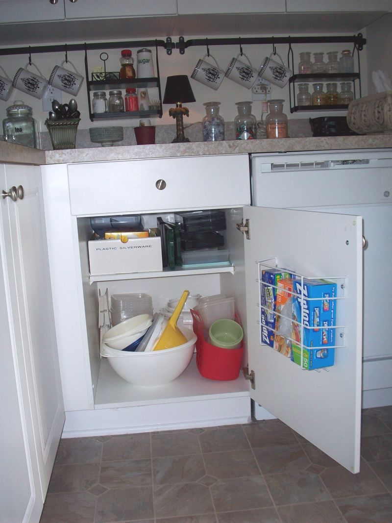 16. Lower Cab next to dishwasher