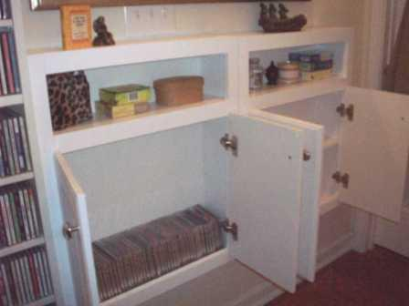 04. Foyer Wall Cabinets