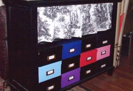 07. Bookcase