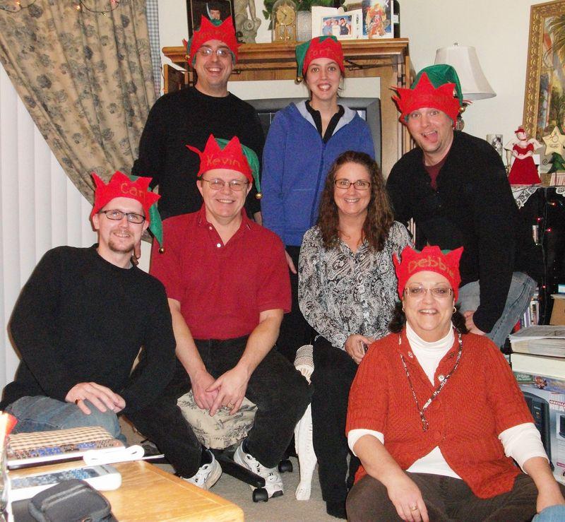 Christmas 2009 C&C's camera 300