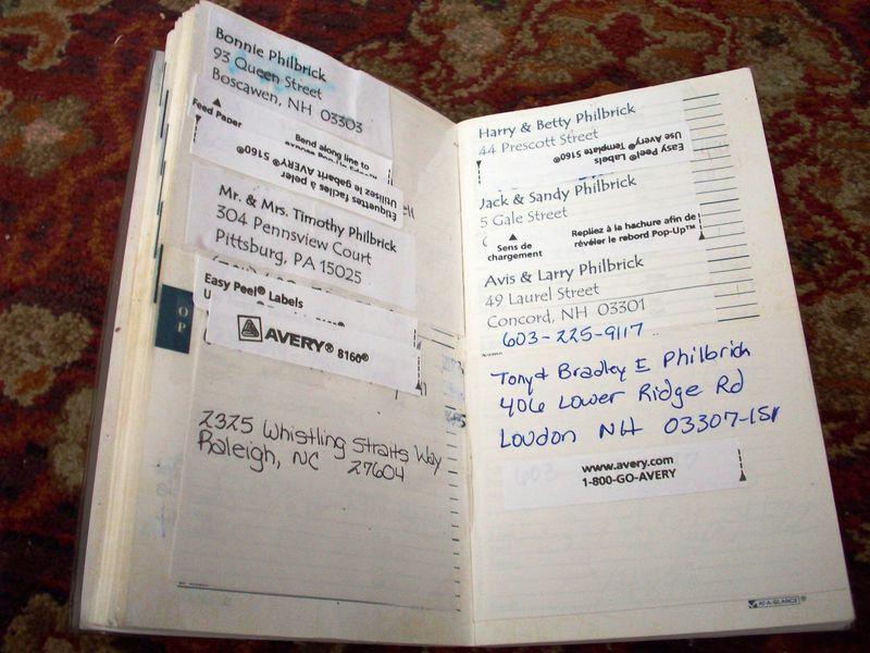 06. TT Address Book Inside