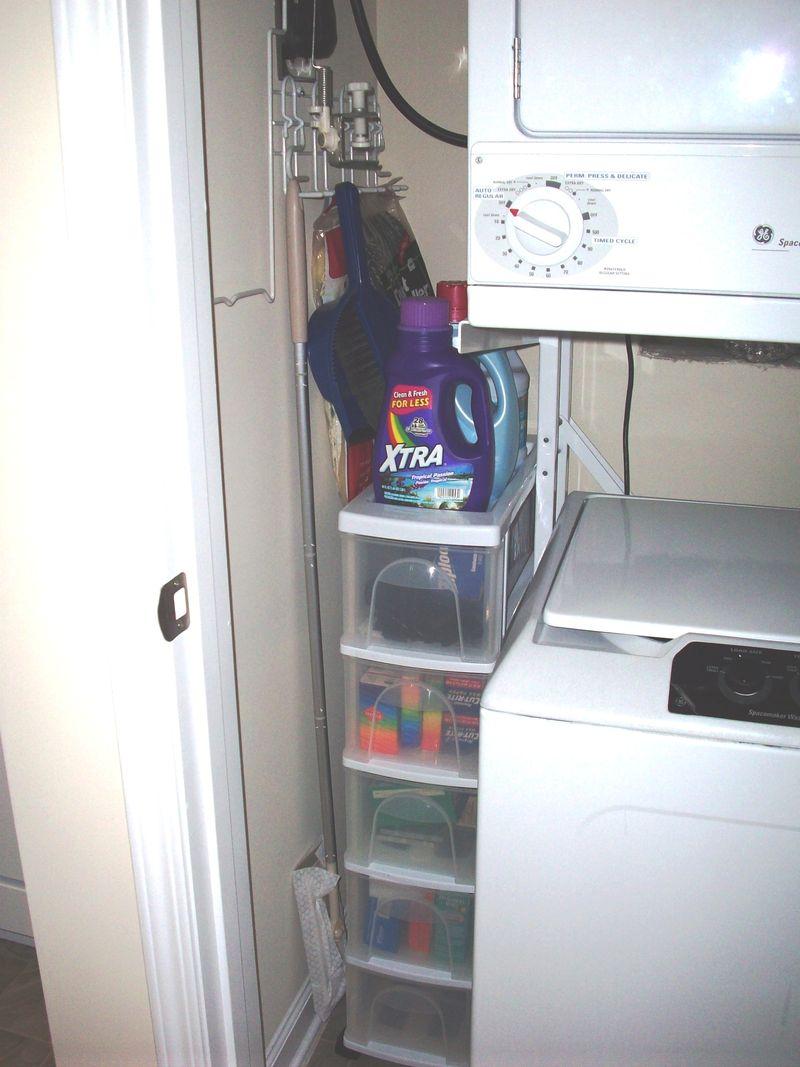03. Laundry Cart
