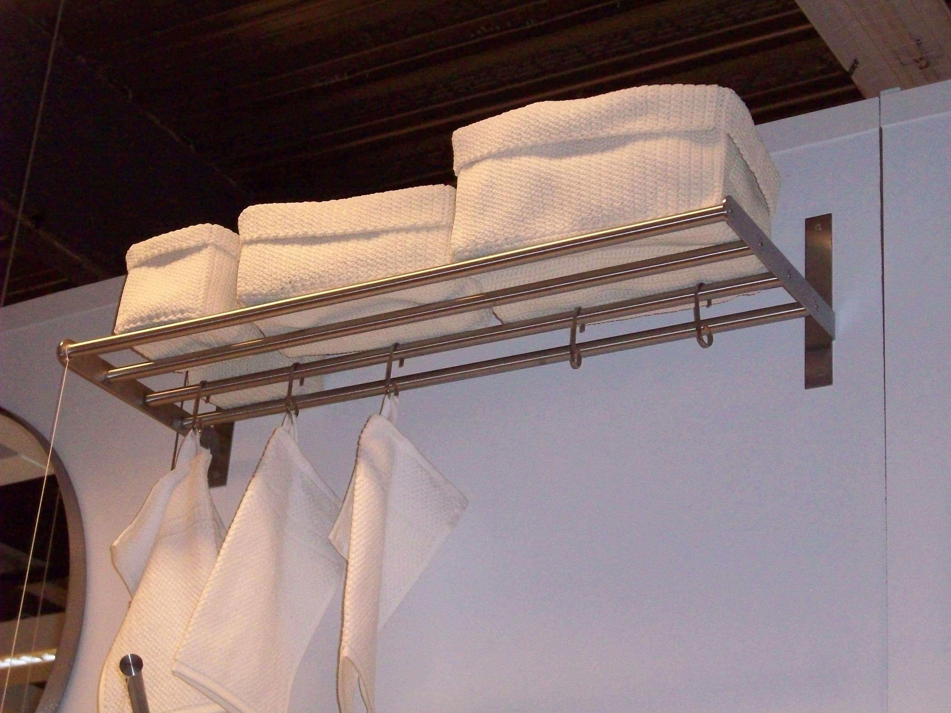 Hotel Towel Bar Inspiration