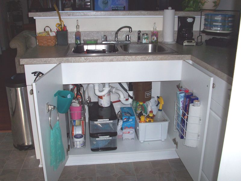 12. Kitchen sink