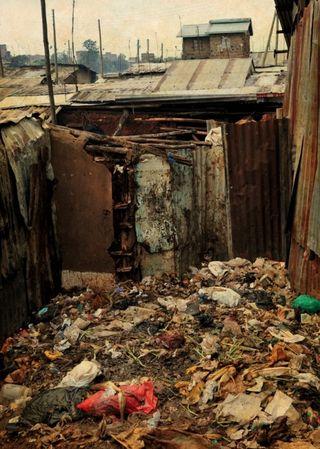 Copy of Slum Conditions