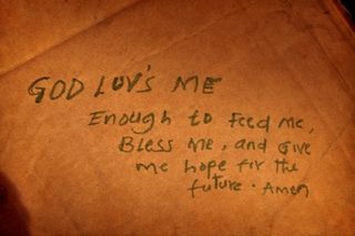 Copy of God Luv's Me Enough