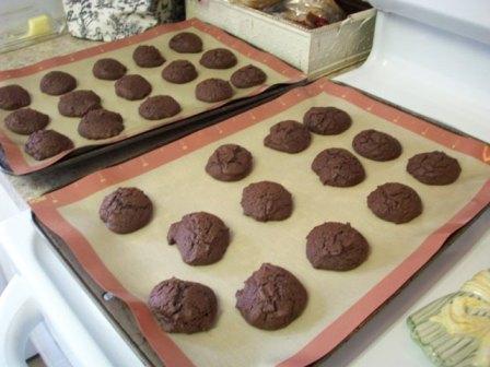 12. Bake for 10 mins