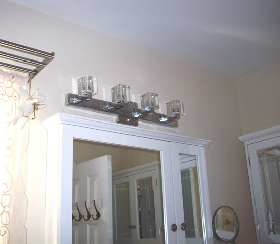 09. New Light Fixture