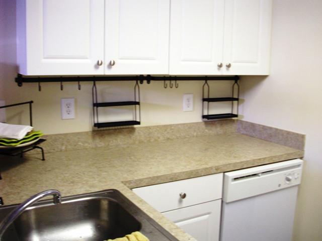 Kitchen Tiles Philippines metamorphasis monday: new kitchen tile & faucet (con-tain-it)