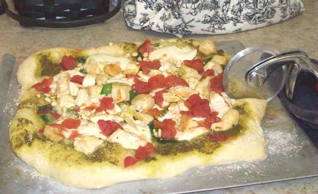 02.Comp Pesto Spinach Pizza