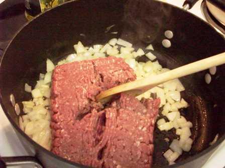 06. Add Ground Beef