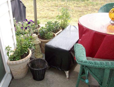 07. Container Garden Seat