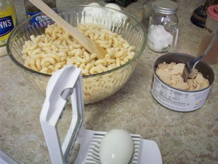 07. Chop Eggs