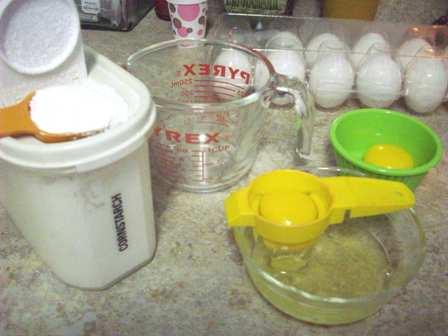 02. Egg Separator