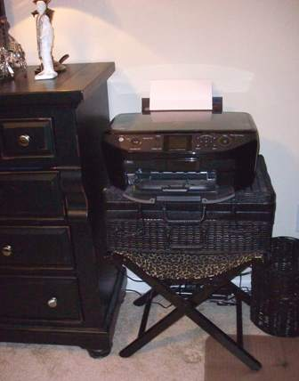 09. Temp Printer Stand