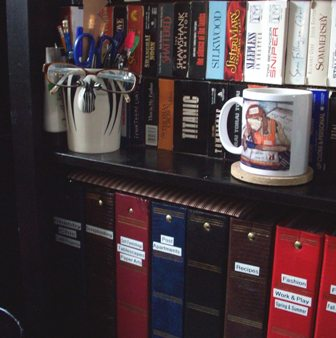 07. My tea & Binder