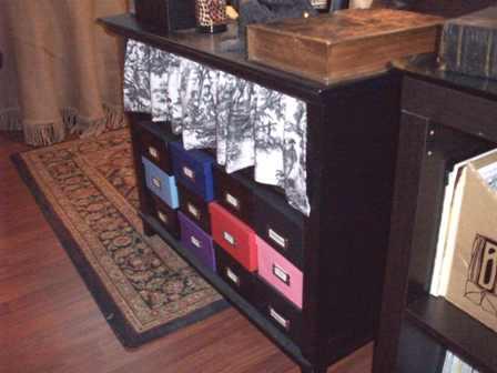 25. Paint Bookcase