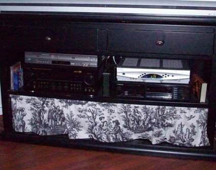 37. TV Cabinet