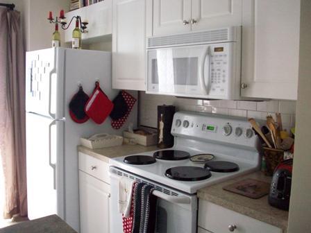 41. Kitchen Stove Area