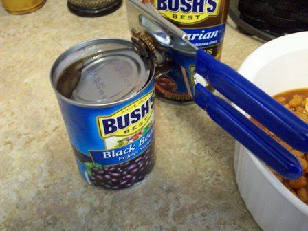 04. Open Black Beans