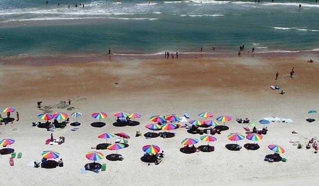 02. Pink Umbrellas