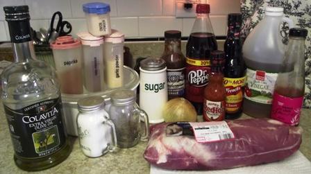 01. Gather Ingredients