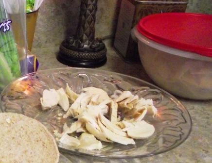 05. Steamed Chicken