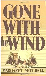 Gone w'the wind
