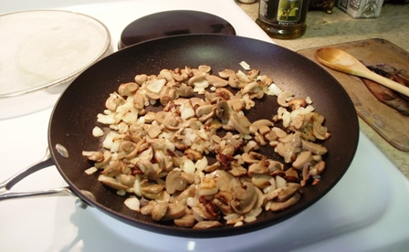 09. Sauteed Mushrooms
