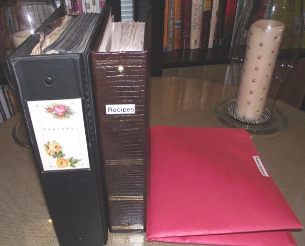 01. Recipe Notebooks