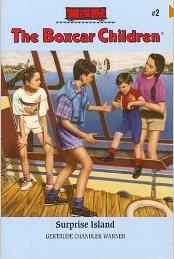 The Boxcar Children Surprise Island