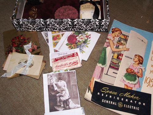 07. Vintage Ephemera