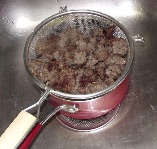 06. Drain Sausage