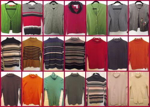 09. Mosaic Winter Sweaters