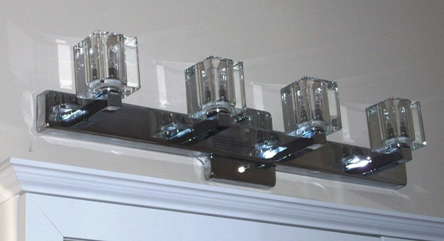 11. Closeup Light Fixture