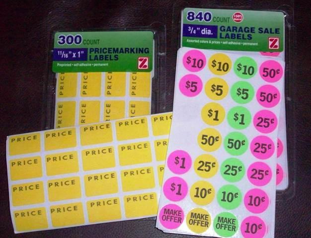 02. Comp Yard Sale Stickers
