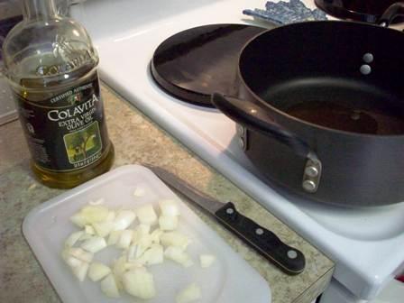 03. Chop Onion