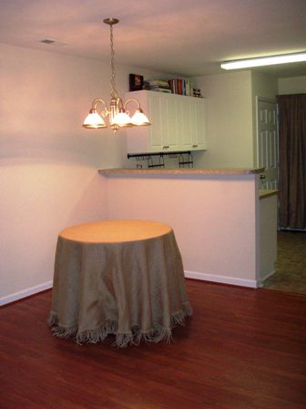 01. Dinning Area Before